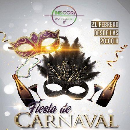 Fiesta de Carnaval en Indoor Sports Center