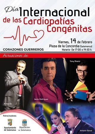 Día Internacional de las Cardiopatías Congénitas