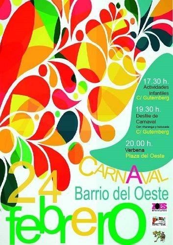 Carnaval en el Barrio del Oeste