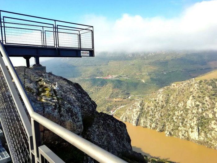 Una excursión para divisar el horizonte desde miradores como el del Picón del Moro