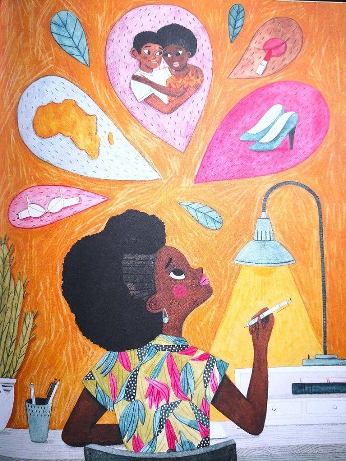 Chimamanda nació en 1977 en Nigeria y se ha convertido en la voz del feminismo