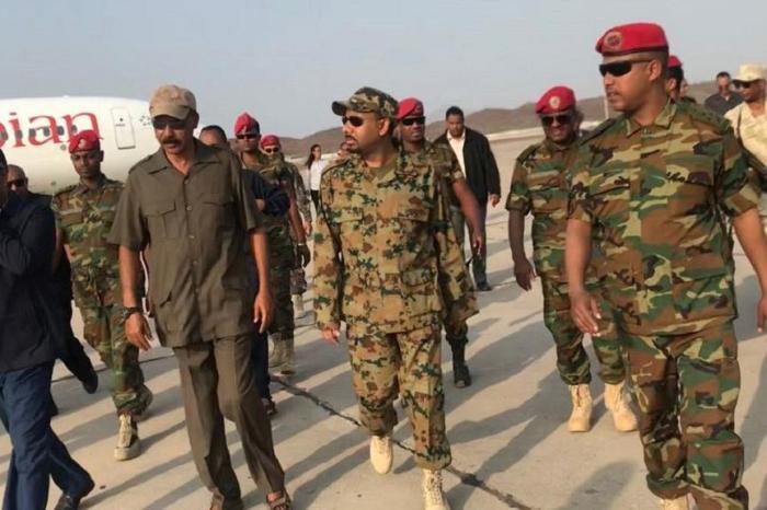 Madaxda Itoobiya iyo Eritrea oo dib u furay xuduudda labada dal