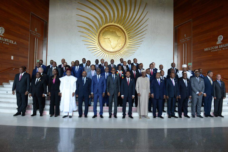 Soomaaliya oo ka qeyb galaysa shirka Midowga Afrika