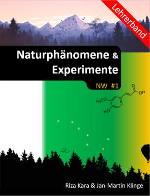 Naturphänomene und Experimente Lehrerband