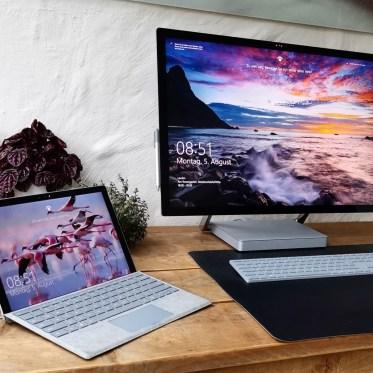 Surface Studio im Dauertest. 1