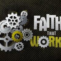 Living faith works.