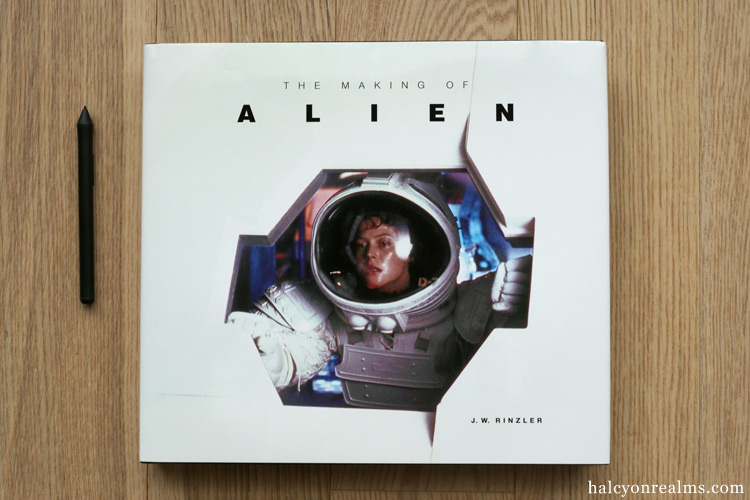 The Making Of Alien Book Review