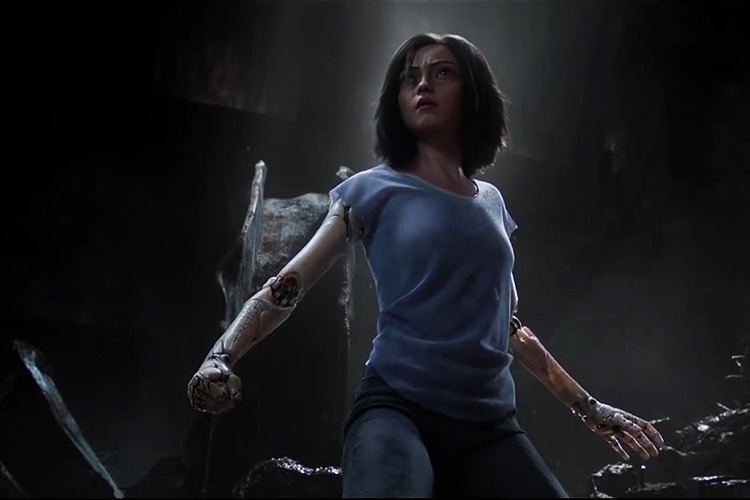 Gunnm - The Manga Behind Alita : Battle Angel