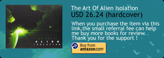 The Art Of Alien Isolation Amazon Buy Link
