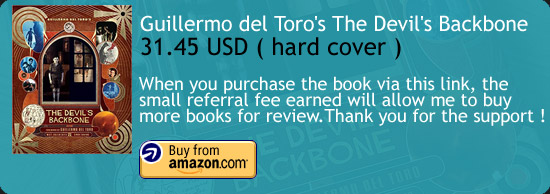 Guillermo del Toro's The Devil's Backbone Book Amazon Buy Link