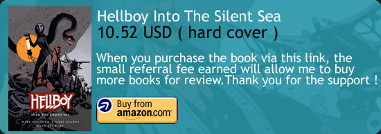 Hellboy : Into The Silent Sea Amazon Buy Link