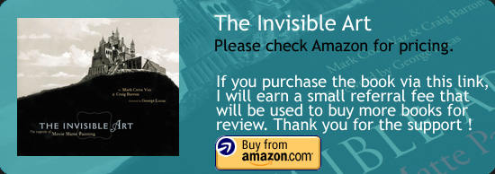 The Invisible Art - Legends Of Movie Matte Painting Book Amazon Buy Link