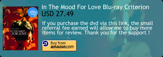 In The Mood For Love Criterion Blu-ray Amazon Buy Link