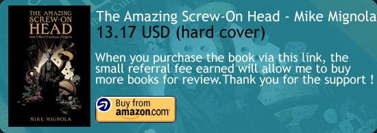 The Amazing Screw-On Head Comic Book Mignola Amazon Buy Link