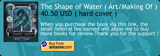 The Shape of Water: Creating a Fairy Tale for Troubled Times Book Amazon Buy Link
