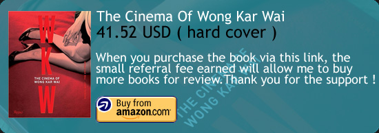 The Cinema Of Wong Kar Wai Book Amazon Buy Link