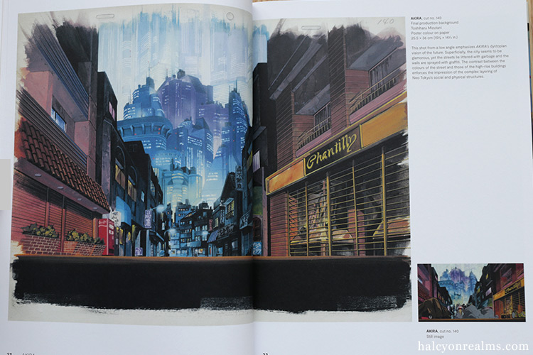 Anime Architecture Book Review