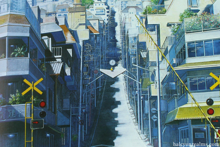 The Background Art Of Yamamoto Nizo