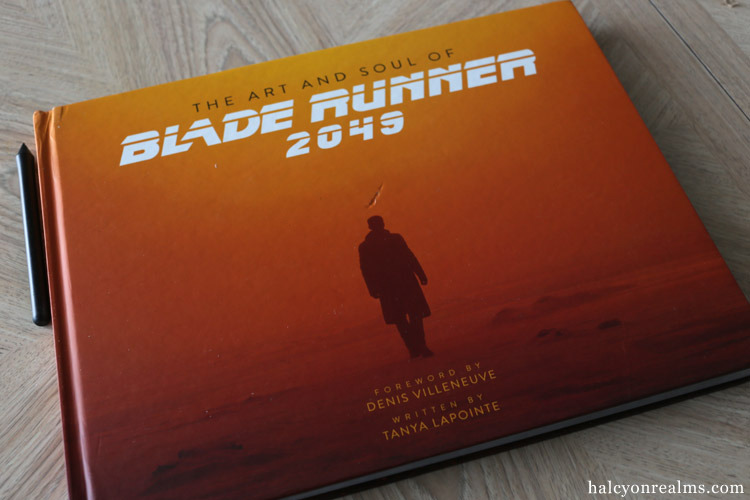 The Art And Soul Of Bladerunner 2049 Book Review