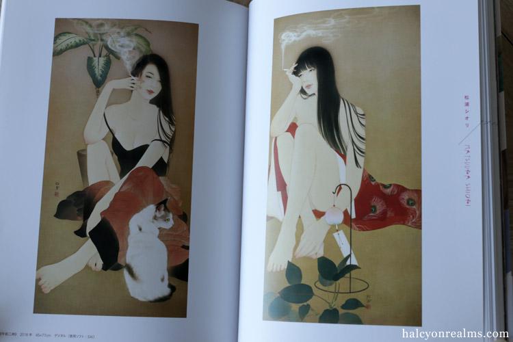 Bijin-Ga Borderless Art Book Review
