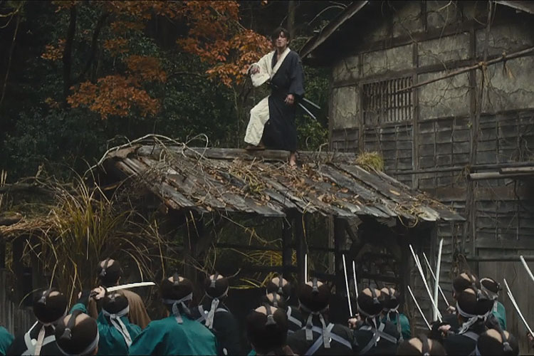 Blade Of The Immortal Teaser - Miike Takashi