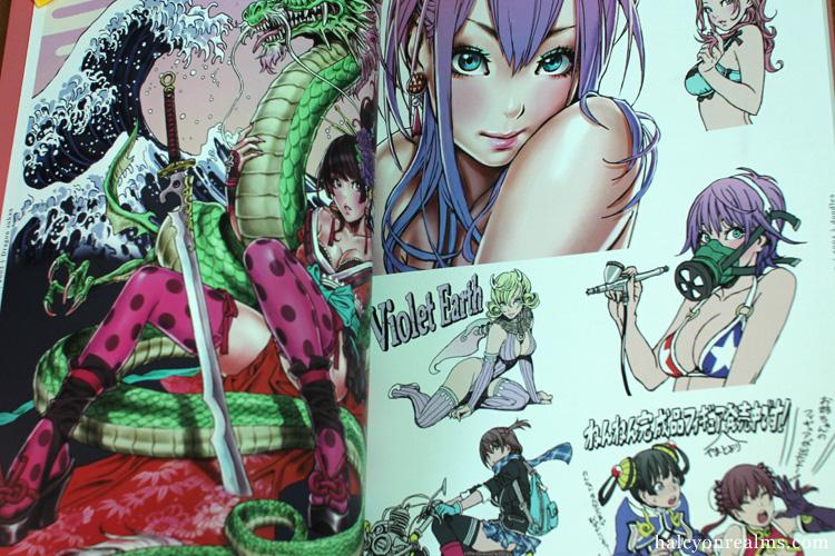 Beautiful Noise - Yamashita Shunya Art Book