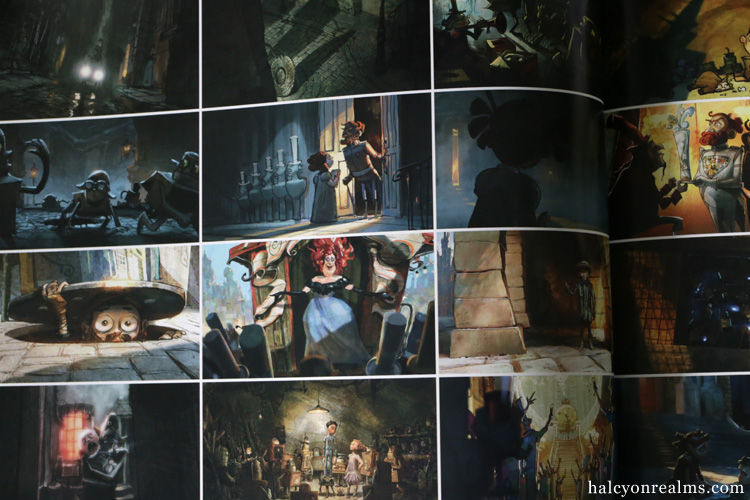 Art Of The Boxtrolls Book