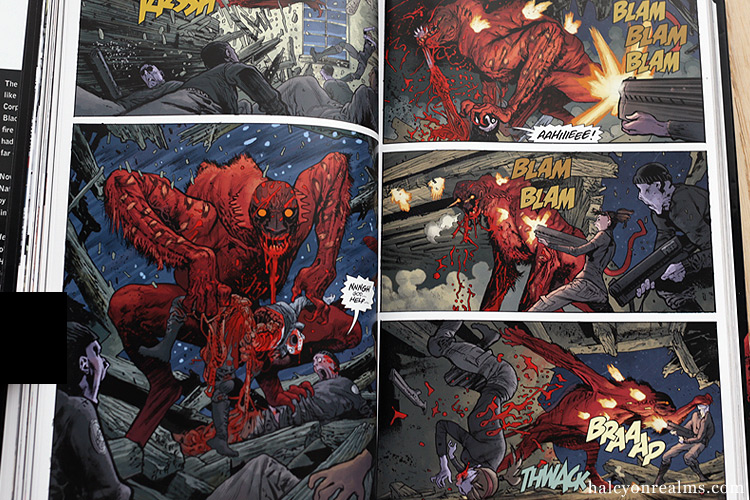 B.P.R.D – Hell On Earth Vol 2 Comic Book Review