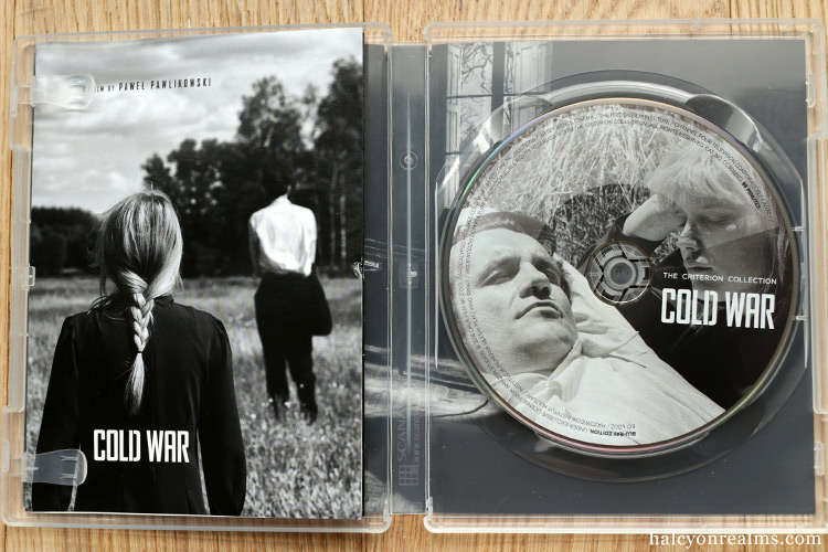Cold War – The Criterion Collection Blu-ray