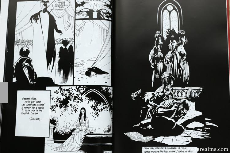 Bram Stoker's Dracula - Mike Mignola Graphic Novel Review