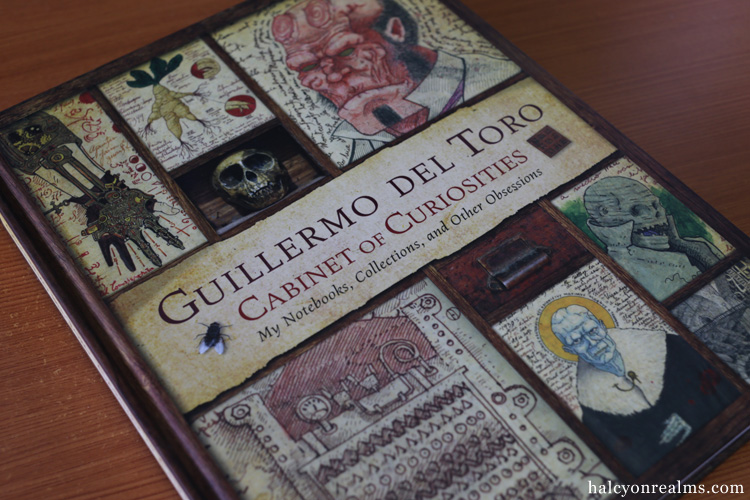 Guillermo Del Toro - Cabinet of Curiosities Book