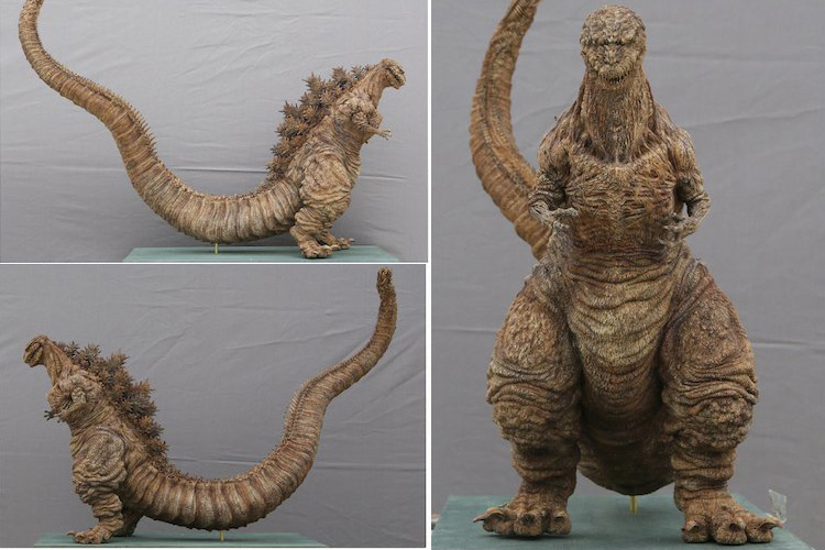 The Art Of Godzilla : Resurgence Book Preview