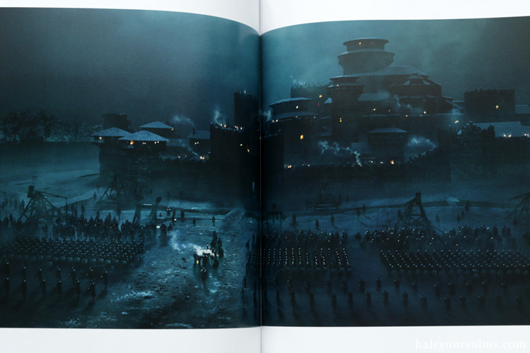 The Art Of Game Of Thrones Book Review