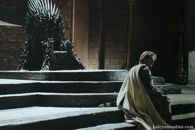 Inside HBO's Game Of Thrones Book Review
