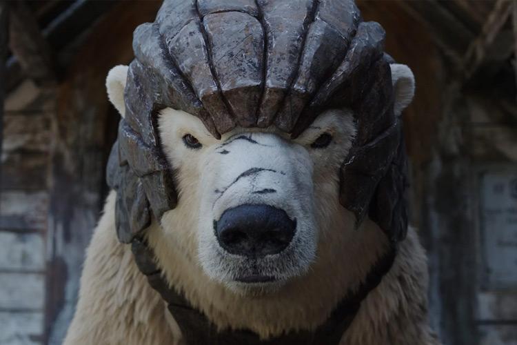The Amazing Creature VFX of His Dark Materials