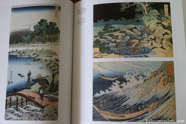 Hokusai - Phaidon Art Book Review - Halcyon Realms - Art