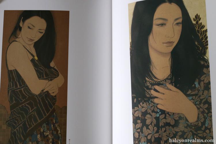 One Hundred Nights Of Bliss - Ikenaga Yasunari Art Book