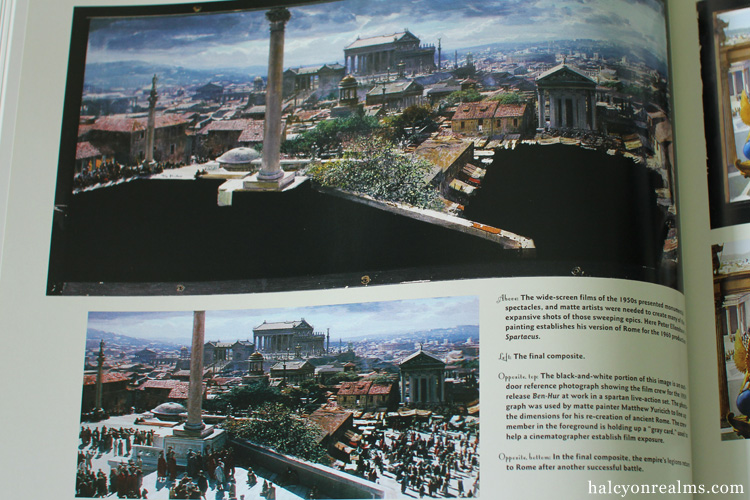 The Invisible Art - Legends Of Movie Matte Painting Book