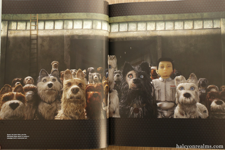 The Wes Anderson Collection : Isle of Dogs Book Review