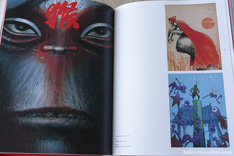 Jamie Hewlett Art Book Review