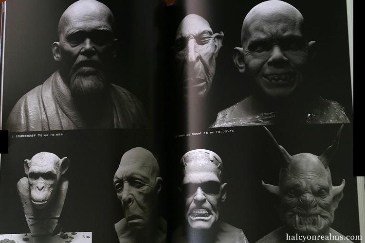 Anatomy Sculpting - Katagiri Hiroshi Art Book