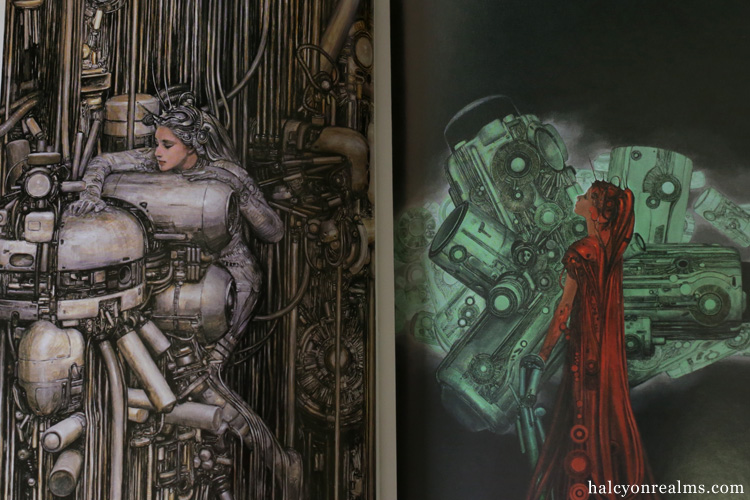 Katoh Naoyuki – Sci-Fi Artist Vol 2 Art Book