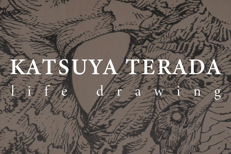 Katsuya Terada - Live Drawing Short Documentary