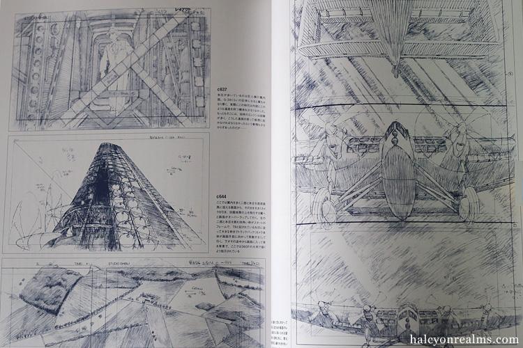 The Wind Rises - Roman Album Art Book