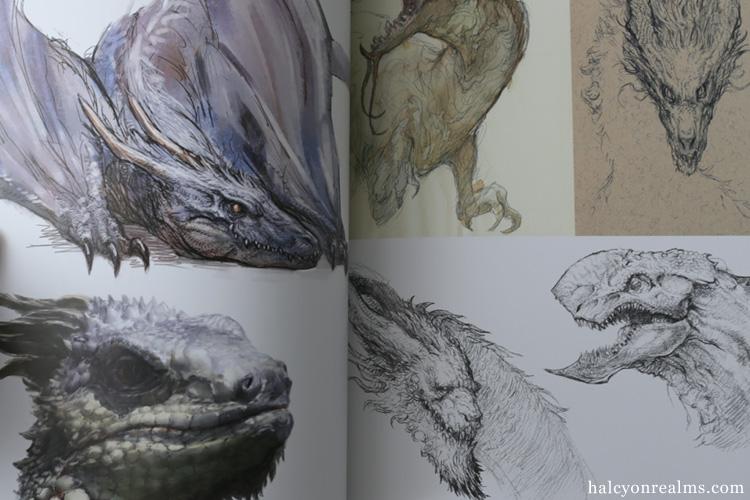 Kouji Tajima Art Works Book Review