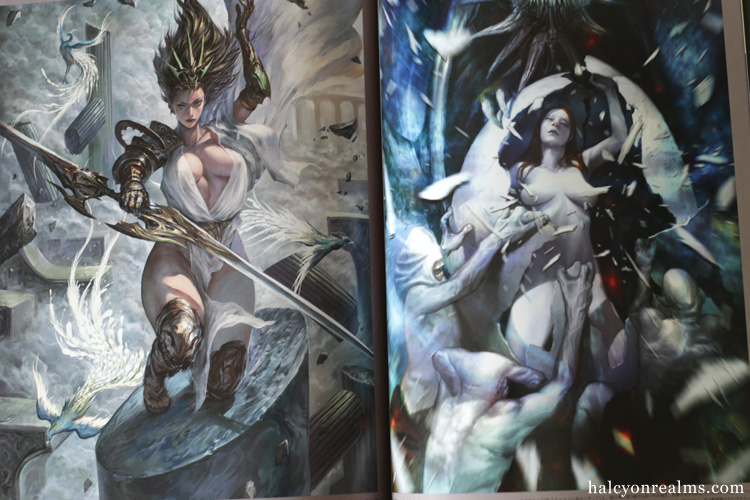 Legend Of Monsters Art Book Applibot