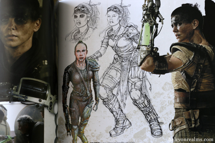 The Art of Mad Max Fury Road Book