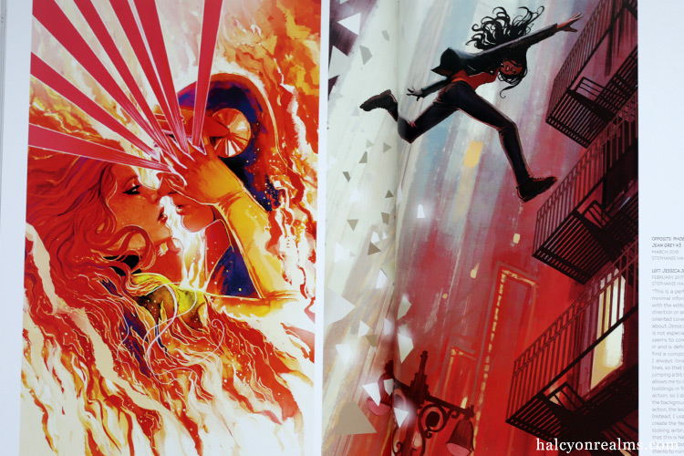 Marvel Comics - The Variant Covers Art Book Review