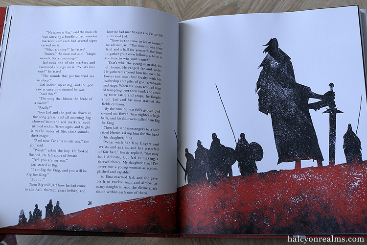 Norse Myths: Tales of Odin, Thor and Loki Book Review