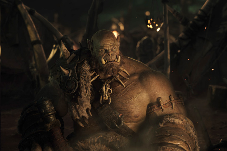 Warcraft - Orgrim Doomhammer First Look